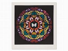 Damien Hirst, Altar (Sanctum), Photogravure, 2009