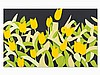 Alex Katz, Yellow Tulips, Serigraph in Colors, 2014, Alex Katz, €7,000