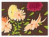 Alex Katz, Late Summer Flowers, Serigraph in Colors, 2013, Alex Katz, €7,000