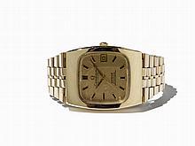 Omega Constellation Wristwatch, Switzerland, Around 1970