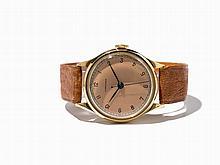 Longines, Early Wristwatch, Switzerland, c. 1942