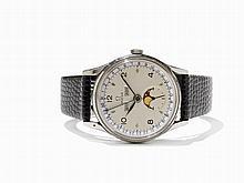 Omega Cosmic Wristwatch, Ref. 2471/1, Switzerland, C. 1946
