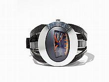 Fortis Spaceman Wristwatch, Switzerland, Around 1980