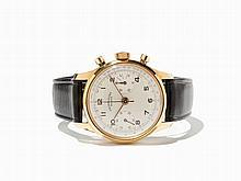Favre-Leuba Chronograph, Switzerland, C. 1965