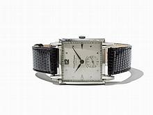 Girard Perregaux Square Wristwatch, Switzerland, Around 1950