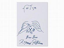 Raymond Pettibon (b. 1957), Boo Boo, Drawing, 1990s