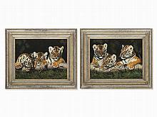 Willem Sternberg de Beer, Paintings, 'Joy of Living', c. 2000