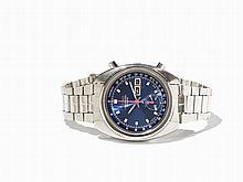 Seiko Watch Corporation Day Date Chronograph, Japan, 1970s