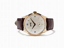 Eberhard Automatic Gold Wristwatch, Switzerland, C. 1942