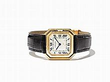 Cartier Ceinture Wristwatch, Switzerland, C. 1990