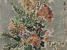 Filippo de Pisis (1896-1956), 'Floral Still Life', 1945