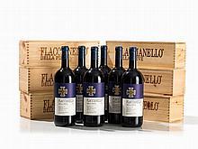 6 Magnum Btl 2003 Fontodi Flaccianello della Pieve, Tuscany