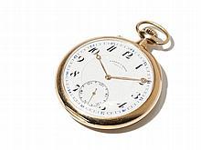 A. Lange & Söhne Gold Pocket Watch, Germany, Around 1925