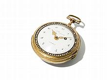Gold Plated Pocket Watch, France, Around 1800