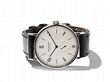 Nomos Glashütte Tangomat Wristwatch, Germany, Around 2005