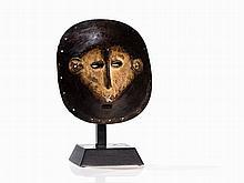 Lega, Mask 'Idimu', D. R. Congo