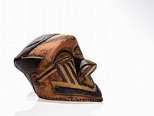 Kuba Helmet Mask 'Bwoom', D. R. Congo