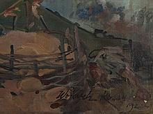 Wojciech Kossak, General Josef Sowiński in Battle, 1922