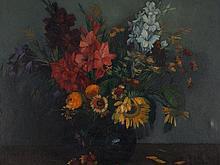Amandus Faure (1874-1931), Splendid Summer Bouquet, c. 1920