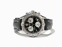 Breitling Colt Chronograph, Ref. A53035, Switzerland, C. 1994
