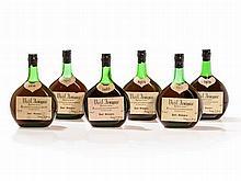 6 Bottles Vieil Armagnac by Veuve Goudoulin in Courrensan