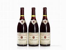3 Bottles 1985 Clos de Vougeot, Domaine Faiveley