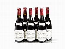 6 Bottles 1991 Clos de Vougeot, Méo-Camuzet