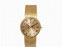 Corum Gold Wristwatch, Switzerland, c. 1970