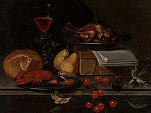Jacob Marrel (1614-1681), Pronk Still Life, 17th Century