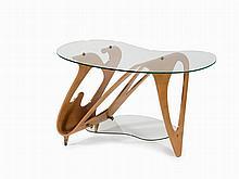 Carlo Mollino, Attributed, Arabesco Coffee Table, Italy, 1949