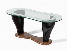 Vittorio Dassi for Dassi Mobili, Coffee Table, Italy, 1940s
