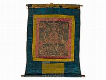 Thangka of a Hierarch of Kagyu, 18th/19th C.