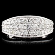 14K Gold 1.78ctw Diamond Ring
