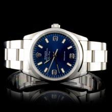 Rolex Explorer Stainless Steel Wristwatch