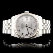 Rolex DateJust 116234 18K/SS Wristwatch