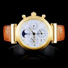 18K Yellow Gold IWC Da Vinci Wristwatch