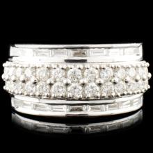 14K Gold 1.6ctw Diamond Ring