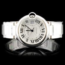 Ballon Bleu de Cartier SS Watch