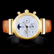18K Yellow Gold IWC Da Vinci Wristwatch