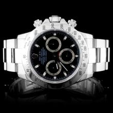 Rolex SS Daytona Men's Wristwatch