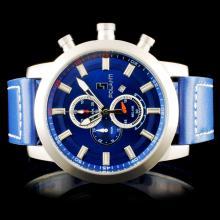 Polanti SS Silver Rogue Wristwatch