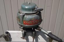 Vintage Johnson Seahorse Short Shaft Outboard Motor. 2HP?