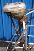 Vintage Lousar Outboard Motor H.P?