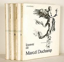 *DUCHAMP, Marcel - L'oeuvre de Marcel Duchamp