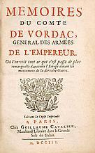 VORDAC, Comte de - Memoires du Comte de Vordac, général des armées de l'Empereur