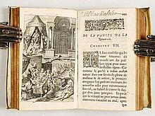 PUGET DE LA SERRE, Jean - L'Entretien des bons esprits sur les vanitéz du monde, par le sr de La Serre