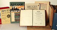 WEALE, J. Bruges et ses environs, description des monuments, objets d'art et antiquités ... deuxième édition entièrement revue