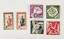 POSTZEGELS Postzegels in omslagjes