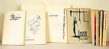 SNOEK, Paul (pseud.) Collectie van 11 dichtbundels