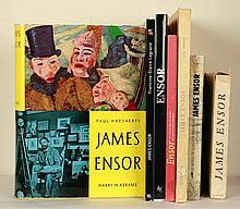 HAESAERTS, Paul James Ensor. Preface by Jean Cassou